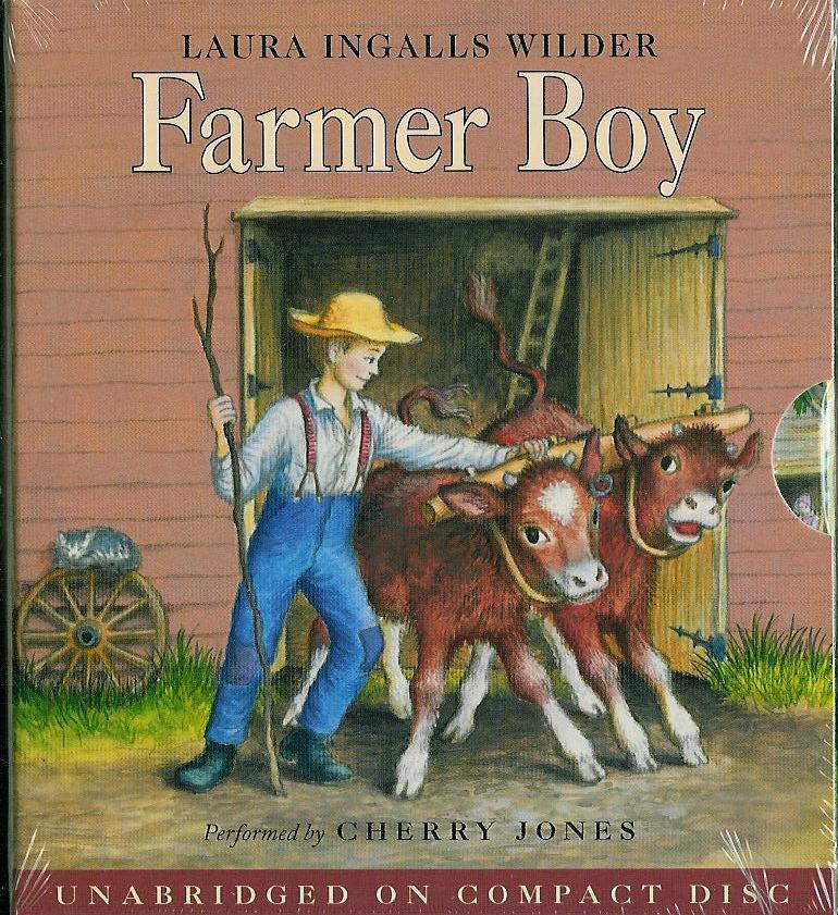 Farmer Boy: Unabridged on Compact Disc | Laura Ingalls Wilder ...