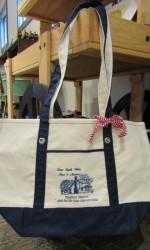 Tote Bag Navy