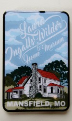 Home Museum Magnet